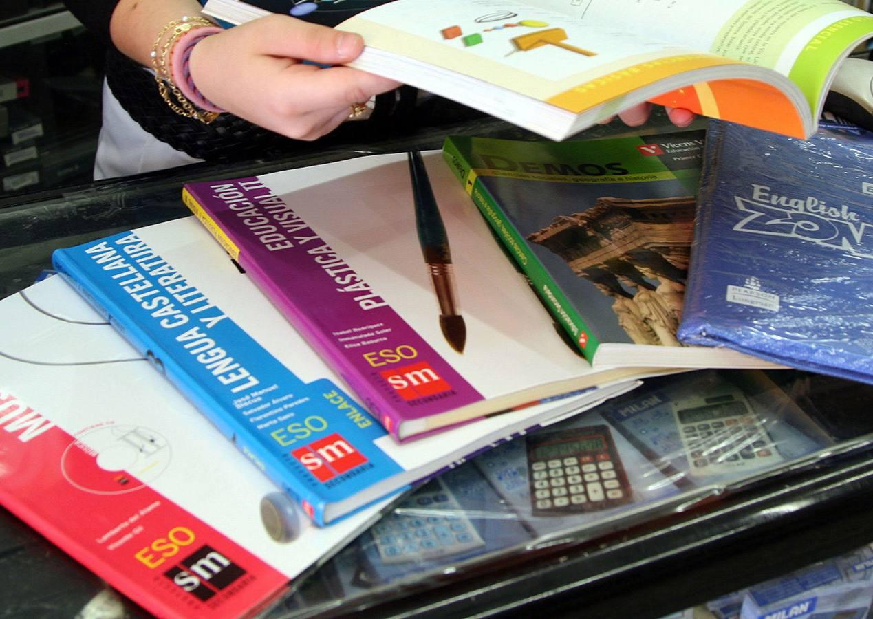 Reserva tus libros para el próximo curso